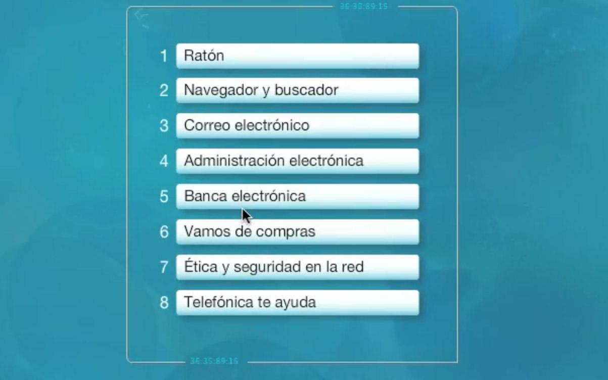 ciberescuela telefónica