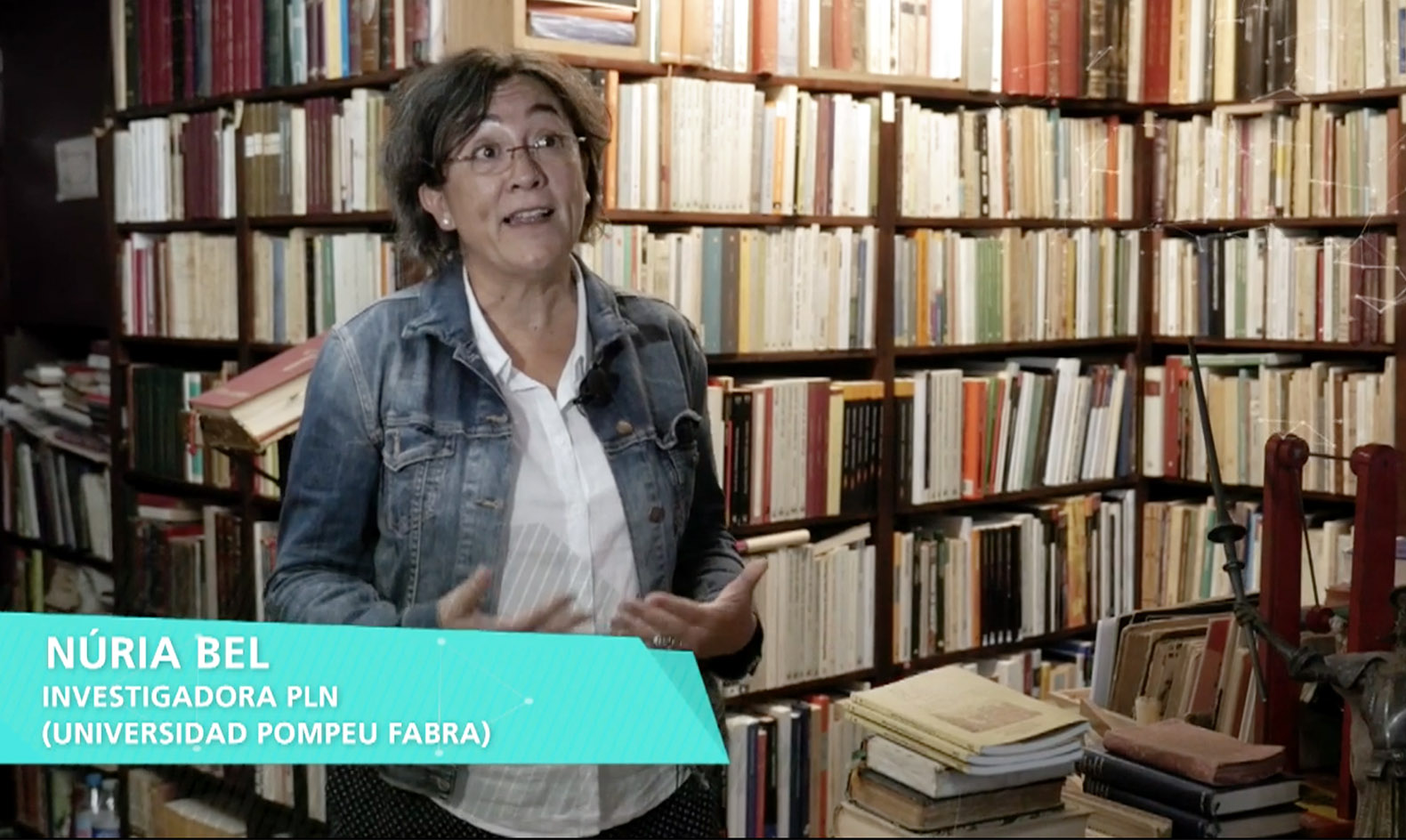 entrevista vídeo PLN