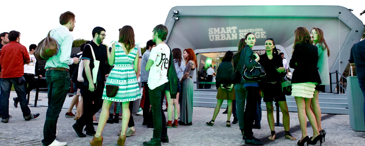 smart urban stage evento