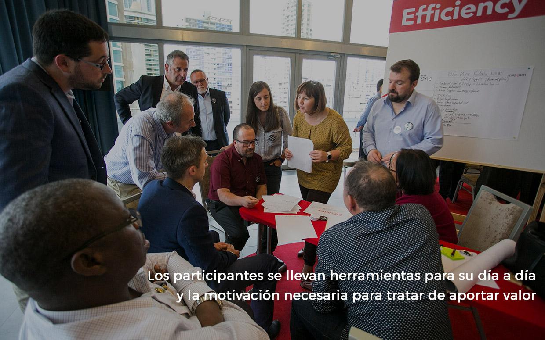 workshop event customer profile