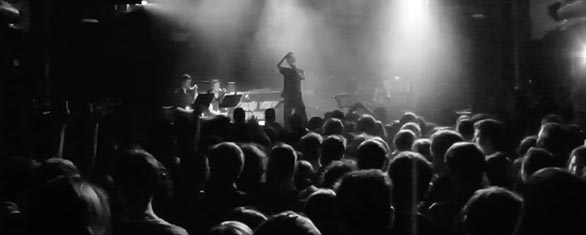 levis music awards concert these new puritans
