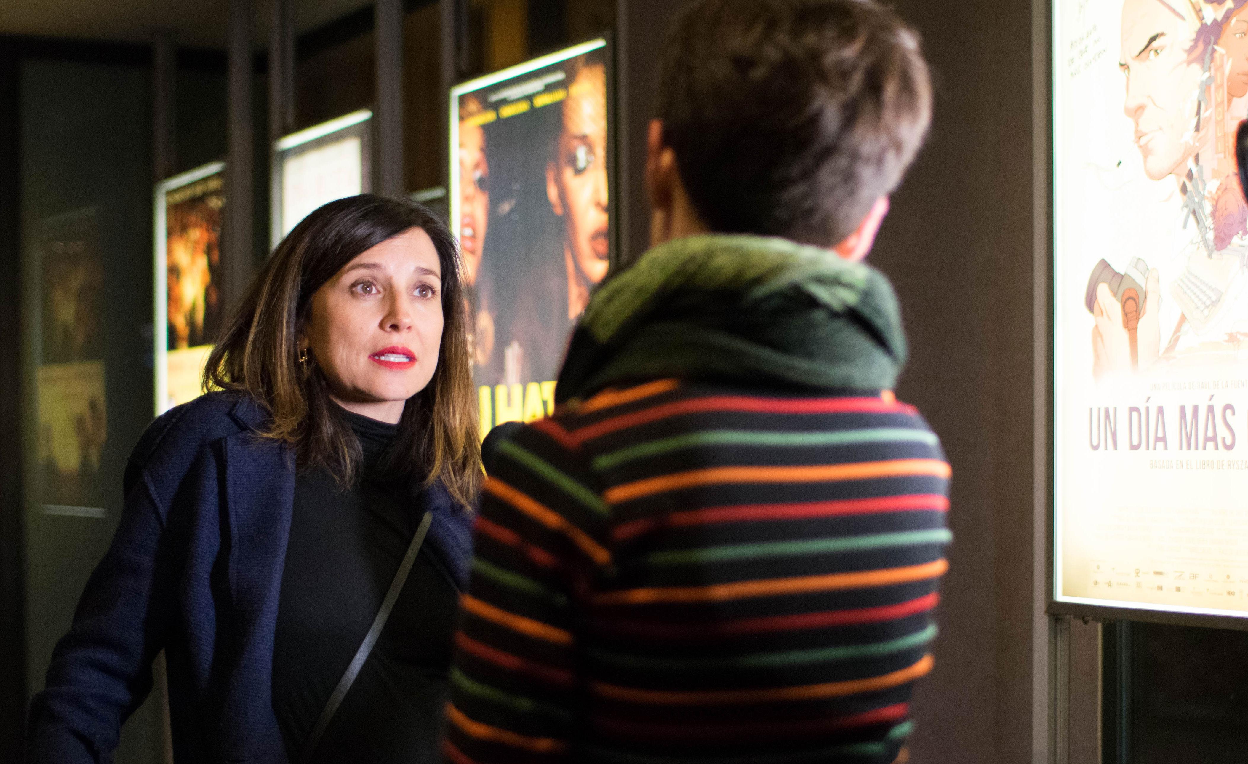 Cines Golem, Fariba Ehsan, Jafar Panahi, Activismo, Irán